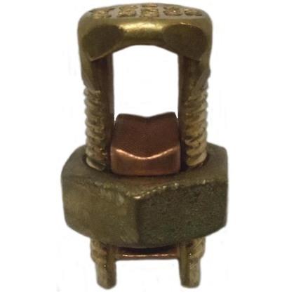 Split Bolt Connector, Copper, 8 - 4 AWG