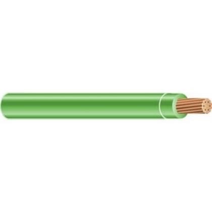 18 AWG MTW Stranded Copper, Green, 2500'