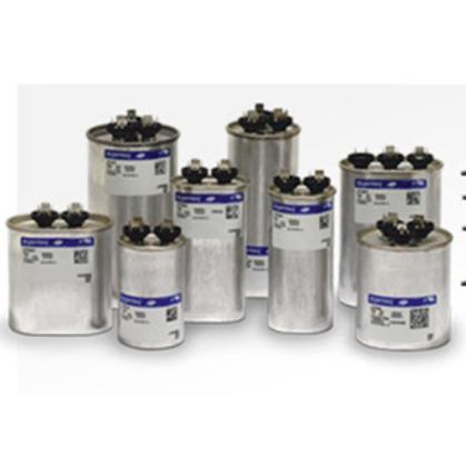 Capacitors, Motor Run, 370VAC, 50mf, Case Style A