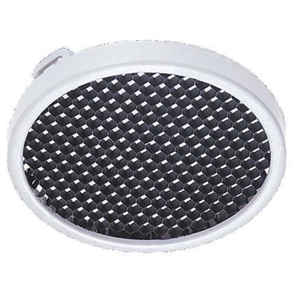 Lx Disk Light Honeycomb-white