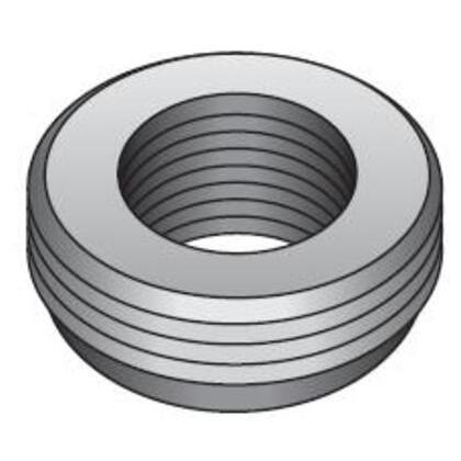 "Reducing Bushing, Size: 2-1/2 x 2"", Material: Aluminum"