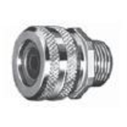 """Cord Grip, Liquidtight, Aluminum, 0.125"""" - 0.187"""""""