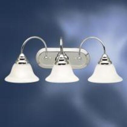 Wall Fixture, 3 Light