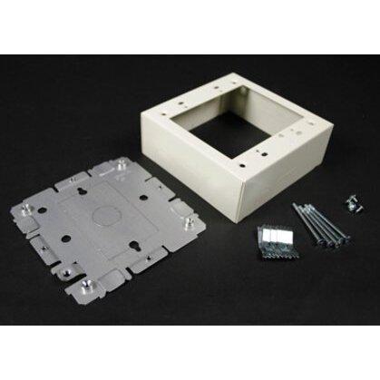 STL SWT & RECPT BOX 2G 2000 GRAY
