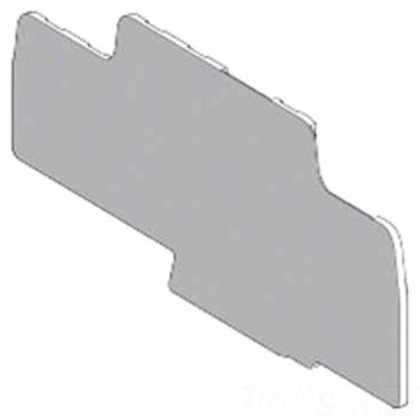 TERMINAL BLOCK END *** Discontinued ***