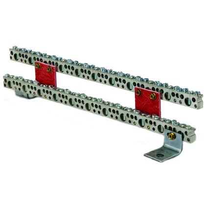 Isolated, Ground Assembly, 42 Circuit, 600VAC
