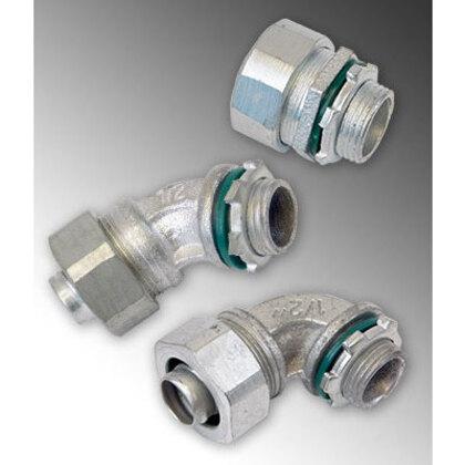 """Liquidtight Connector, Straight, 1-1/2"""", Non-Insulated"""