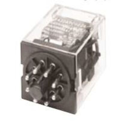 Relay, 8-Pin, 2PDT, 120VAC Coil, Type K *** Discontinued ***