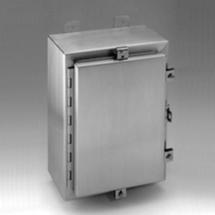 TYPE 4X SSL SGL-DOOR ENC, 24X16X8