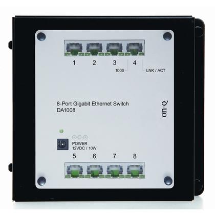 8 Port Gigabit Network Switch