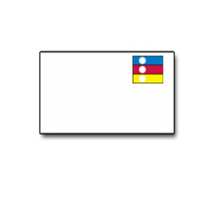 Label,GM,B595,6.25x4,Color Bar,170/RL