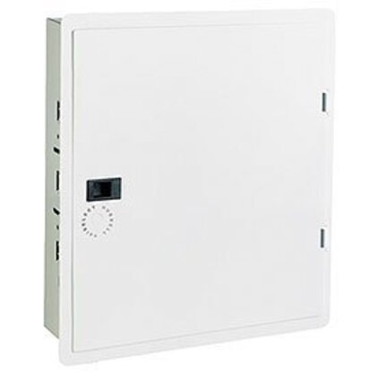 "Network Enclosure with Panel Cover, 15.1"" H x 15.54"" W x 4.08"" D *** Discontinued ***"