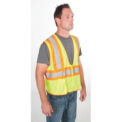 VEST,HI-VIS TRADESMN *** Discontinued ***