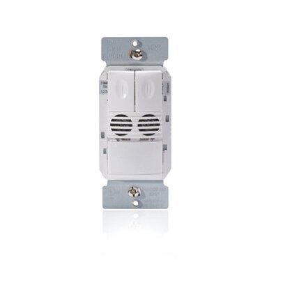 Dual Tech Occupancy Sensor, White
