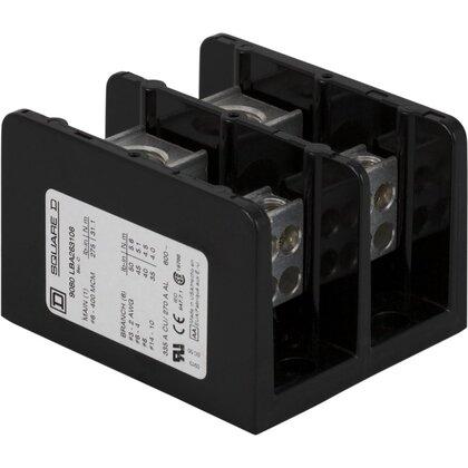 POWER DISTRIBUTION BLOCK 600V 380A T-LB *** Discontinued ***