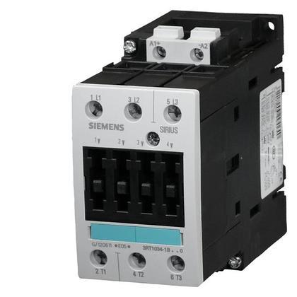 CONTACTOR S2 50A 24VDC 3P SCRW