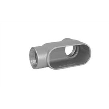 "Conduit Body, Type LB, 3-1/2"", Form 7, Aluminum"