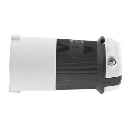 Lkg S/shrd Plug, 20a 120/208v, L21-20p
