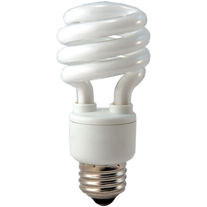 Compact Fluorescent Lamp, Twister, 13W, 4100K