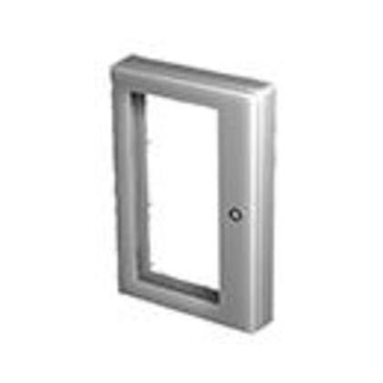 "Window Kit, 12.19"" x 14.56"" x 2.73"", Steel"