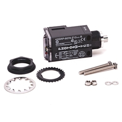 Sensor, Photoelectric, Diffuse, Multiple Voltage