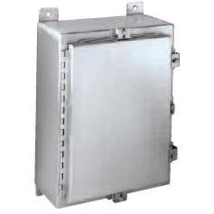 """Enclosure, NEMA 4X, Hinge Cover With Clamps, Size: 30 x 24 x 12"""""""