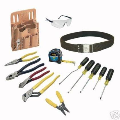 14 Piece Electricians Tool Set