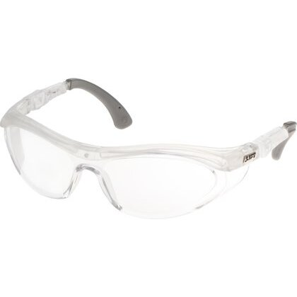 Flanker Protective Eyewear - Translucent, Clear