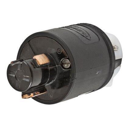 H/LOCK PLUG 3P3W 20A 125V/10A 250V