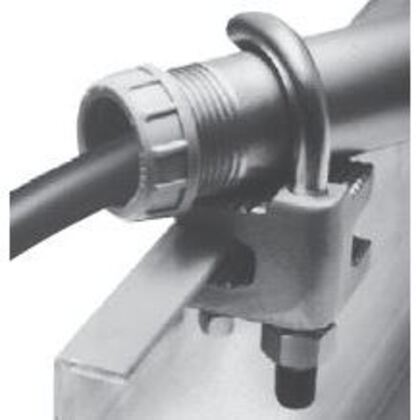 3 CAB TRAY CNDT CLAMP - OUTSIDE RAIL