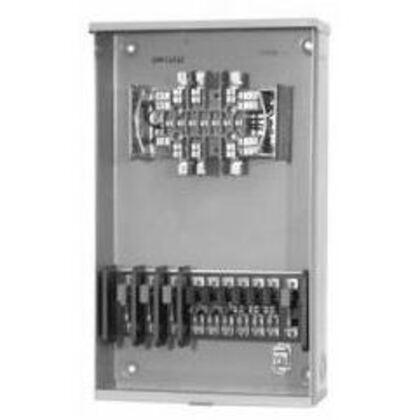 Meter Socket, Transformer Rated, 20A, 13 Terminal, TUV Aluminum