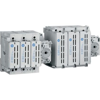 Disconnect Switch, Fused, 100A, Class J, 600VAc, 250VDC, 3P, Open