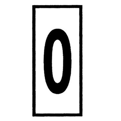 Ambiance Address Light Number Tile