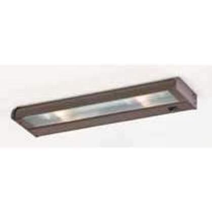 "Xenon Undercabinet Light, 24"", 35W, 120V, Bronze"