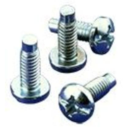 "Screw Package, Size: 10-32 x 5/8"" Combo Head, Steel/Black"