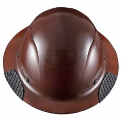 Hard Hat, Fiber Reinforced Shell, Natural Color