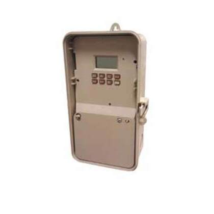 Time Switch, 7 Day, DPDT, 1 Channel, NEMA 3R, 20A, 24VAC *** Discontinued ***