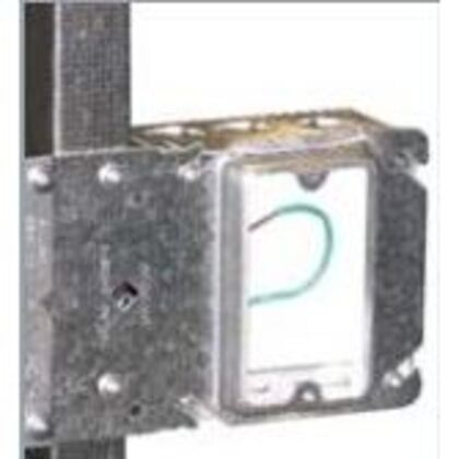 """4"""" Square Box, Welded, Type: Pre-Fabricated Box With Cover"""