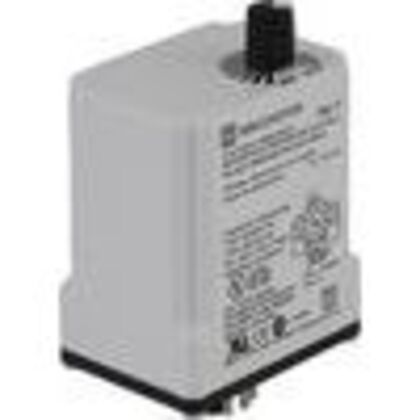 Relay, Timer, 10A, 240VAC, 24V ACDC, 11 Pin, 2PDT, Off-Delay