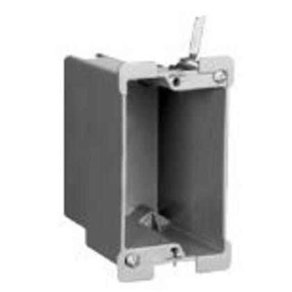 Switch/Outlet Box, 1-Gang