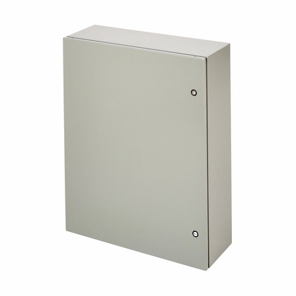 "Enclosure, NEMA 4, Hinge Cover, 20"" x 20"" x 12"""