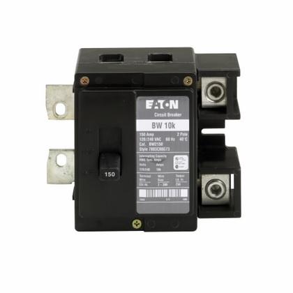 Type BW Circuit Breaker W/Shunt Trip