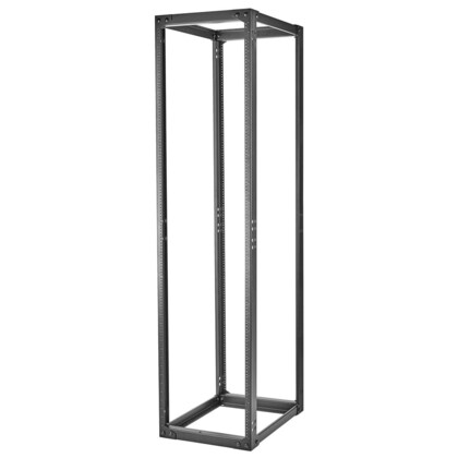 CABINET 19IN EQUIP FRAME 84INH X 24IN D M6