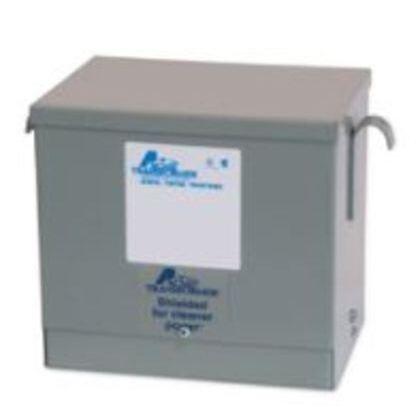 Autotransformer, Dry Type, 15/12KVA, 600/480 - 480/380VAC, 3PH