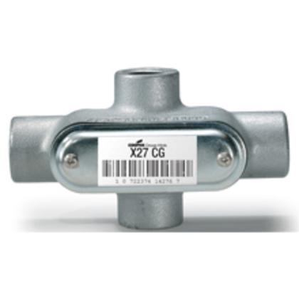 1/2 T FORM 7 CNDT OUTLET BODY CVR/GASK