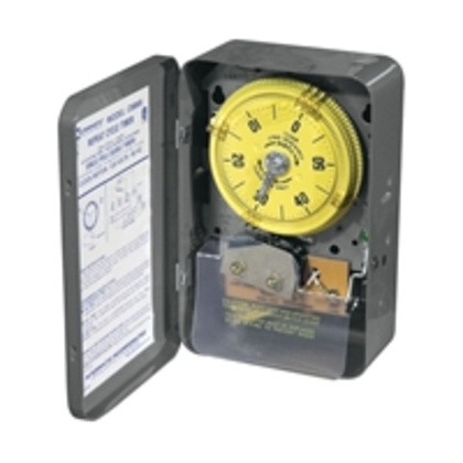 Time Switch, 125V, SPDT, 1 Hr Cycle *** Discontinued ***
