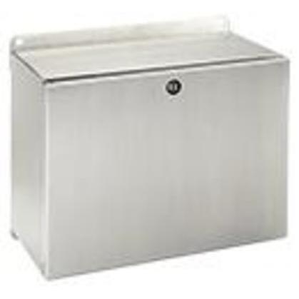 Instrumentation Box, NEMA 4x, Hinged Window/Cover, 230 x 310 x 155mm