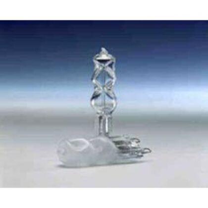 Halogen Capsule Lamp, T4, 25W, 120V