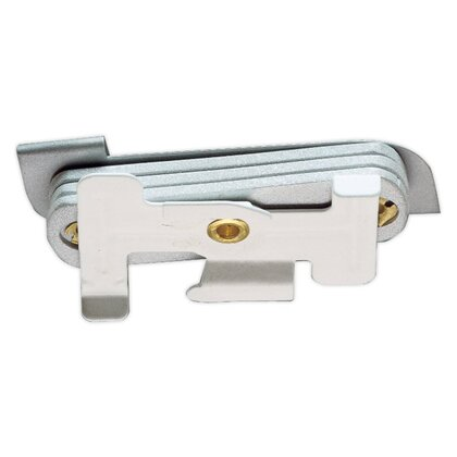 Grid Ceiling Mounting Clips, White