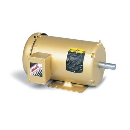 3HP 1160RPM 3PH 60HZ 213T 3739M TEFC F1